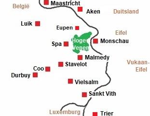 Ardennen en Eifel