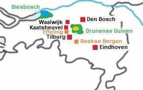 attracties Noord-Brabant