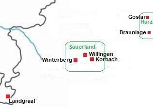 Wintersportgebieden