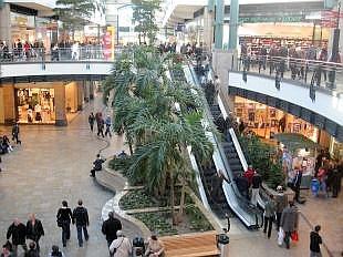 Centro In Oberhausen Een Dagje Of Weekend Shoppen Uitgaan En