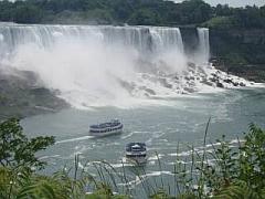 Niagara Falls rondvaarten
