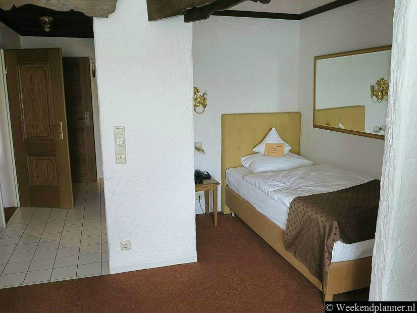Het contel hotel in koblenz - In een kamer ...