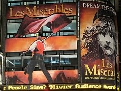 Les Miserables in Londen