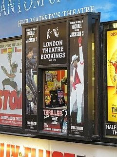 Theater  in Londen