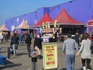 Een weekend naar de Bazaar van Beverwijk. De Zwarte Markt