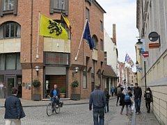 Het Crowne Plaza Hotel in Brugge