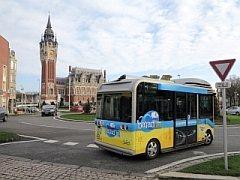 De gratis bus van Calais
