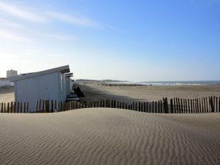 Het strand van Calais
