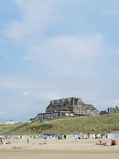 Domburg strand