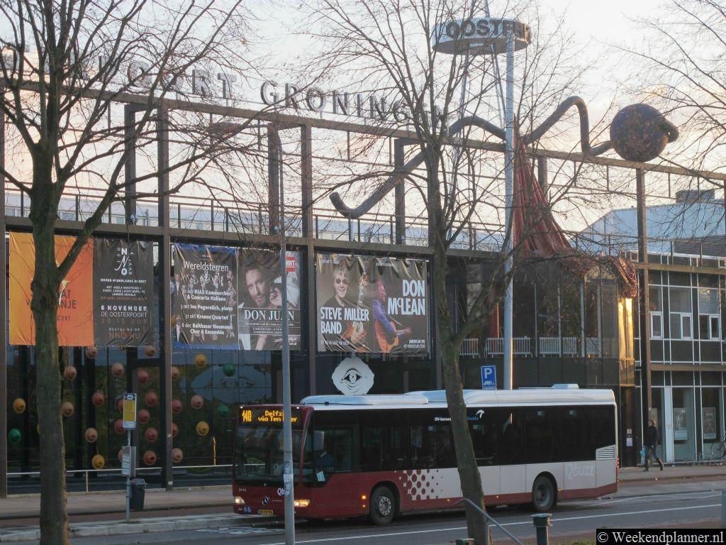 De Attracties Van Groningen