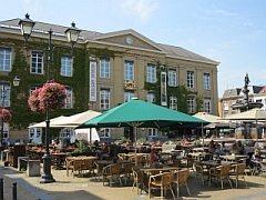 De Grote Markt  in Gorinchem