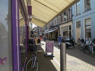 winkelstraat in Gorinchem