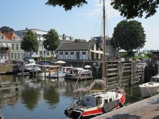 haven in de Linge