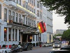 Faimont Hotel Hamburg