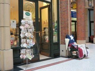 Winkelen in Hamburg