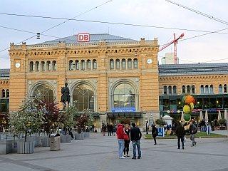 Station Hannover Hbf