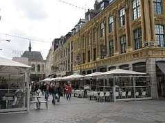 Grote Markt in Lille