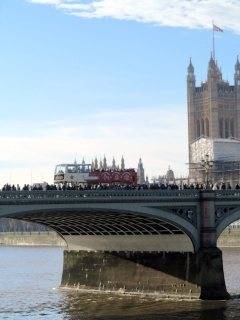 De Westminster Bridge