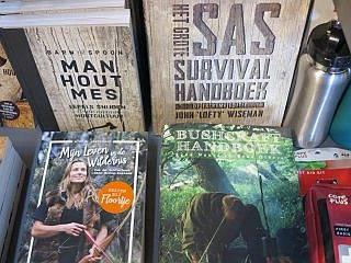 boeken overleven