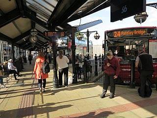 busstation Harrogate