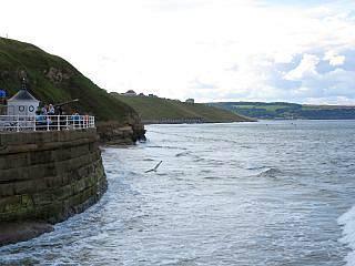 Whitby kust