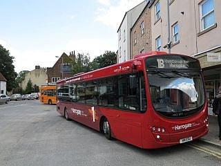 bus Harrogate