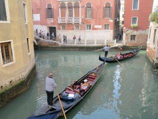 gondels Venetië
