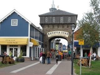 Attracties van Lelystad: een weekend of dagje shoppen in Batavia ...