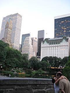 New York Central Park Midtown