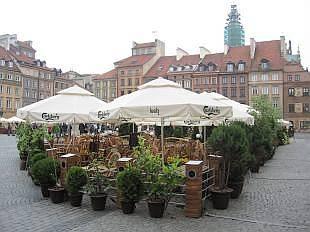 Warschau Oude Centrum