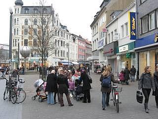 winkelen in Aken