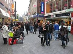 winkelstraat Adalbertstra�e