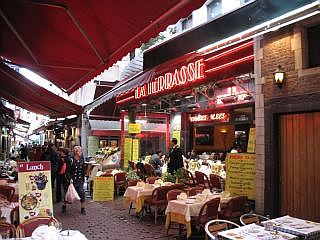 uitgaan in Brussel