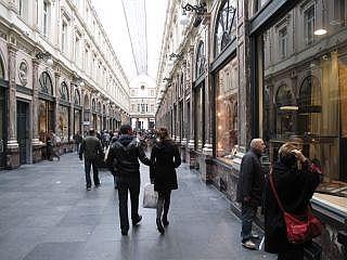 Brussel winkels
