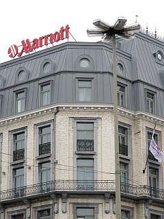 Het Mariott Hotel
