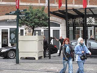 Hotel Amigo bij de Grote markt Brussel