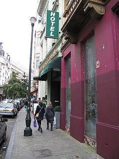 Hotel  in Brussel