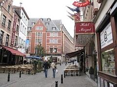 Hotel Mozart in Brussel