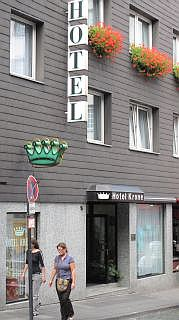 Hotel in de Altstadt