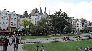 Keulen Altstadt