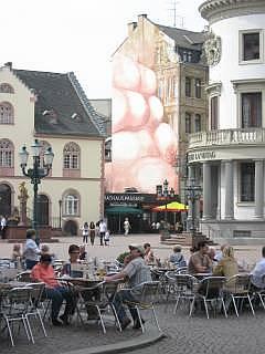 Wiesbaden in Duitsland