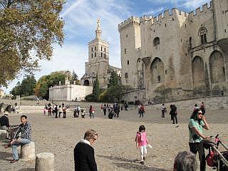 attracties Avignon