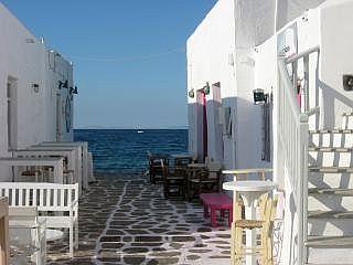 Paros in de Cycladen