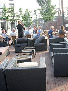 Harlingen terrasje