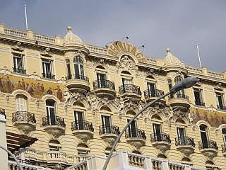 Hotel Hermitage in Monte Carlo