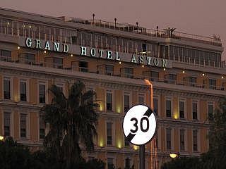 Grand Hotel Aston in Nice