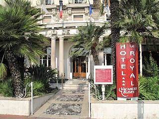 Driesterren Hotel Royal Nice