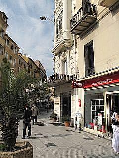 Hotel in Nice, Frankrijk