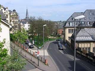 Autobahn A3 Wiesbaden