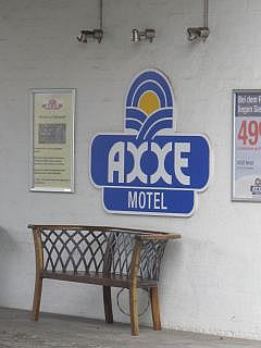 Motels aan de autobahn